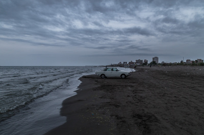 Caspian Sea, Iran, 2015